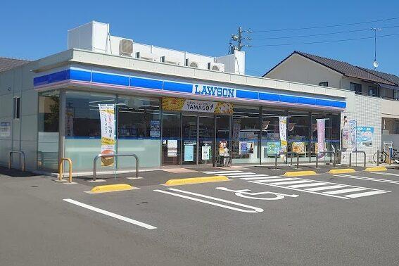 ローソン北方栄町店